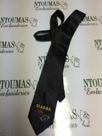 Κέντημα σε γραβάτα